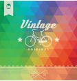Vintage retro insignia stamp label badge vector