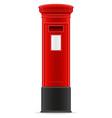 London mail box vector