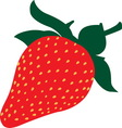 Strawberry1 vector