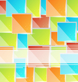 Abstract creative background with copy space vector