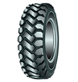 Rubber tire vector