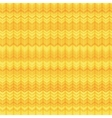 Yellow abstract zigzag textile seamless pattern vector