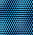 Blue dot vector