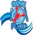 Sea food3 vector