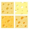 Seamless cheese matrix vector