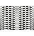 Abstract seamless geometric pattern vector