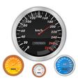 Speedometers vector