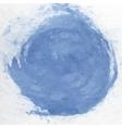 Dirty blue watercolor vector