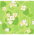 White lotus background vector