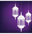 Ramadan background design vector