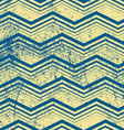 Vintage geometric pattern with dirt texture old vector