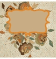 Art floral vintage colorful background eps 8 vector