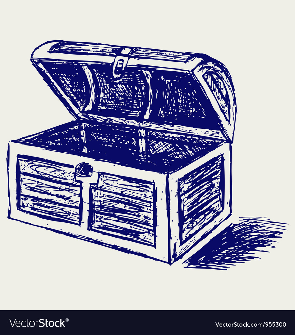 Chest sketch vector   Price: 1 Credit (USD $1)