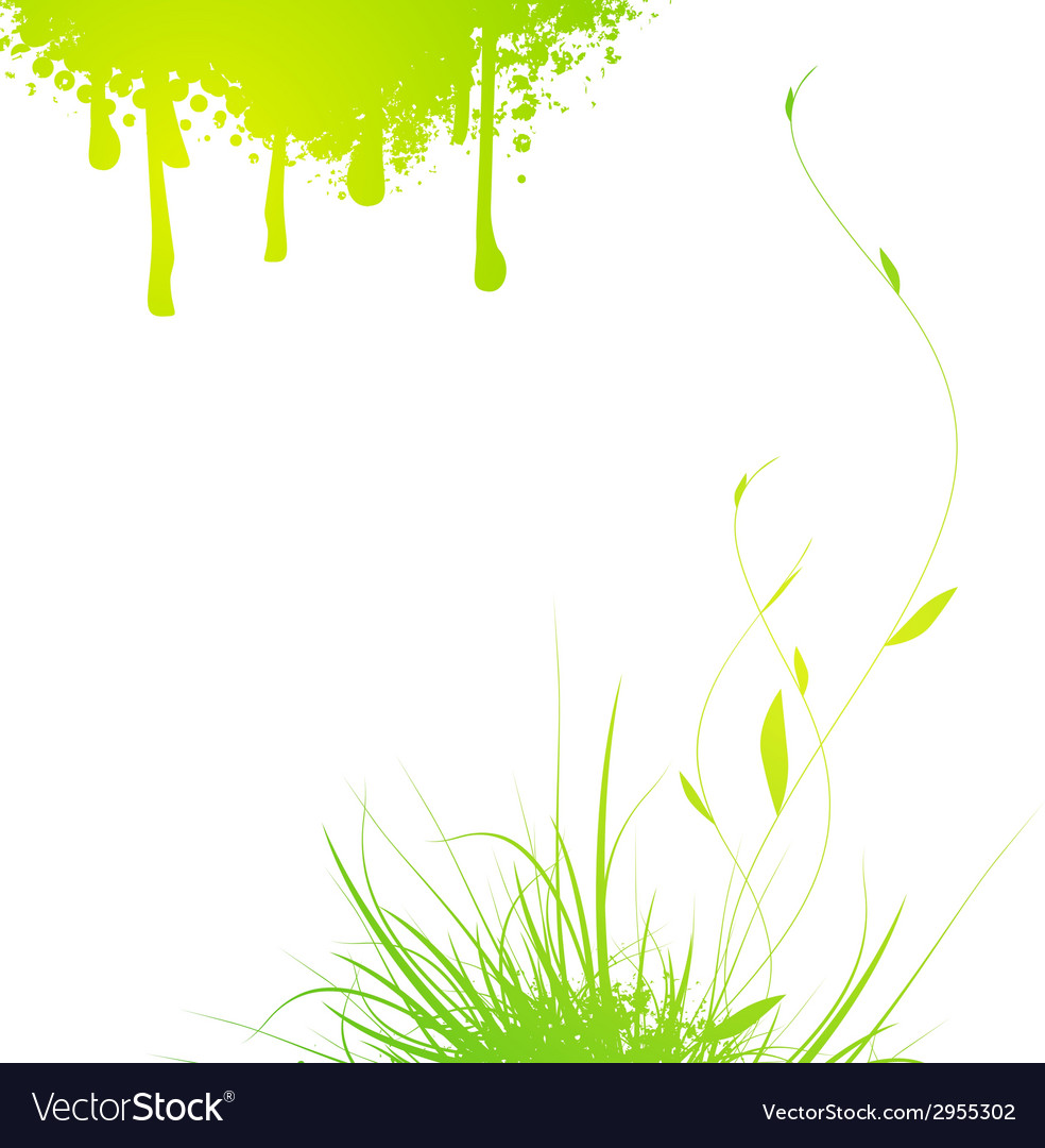 Abstract nature design vector | Price: 1 Credit (USD $1)