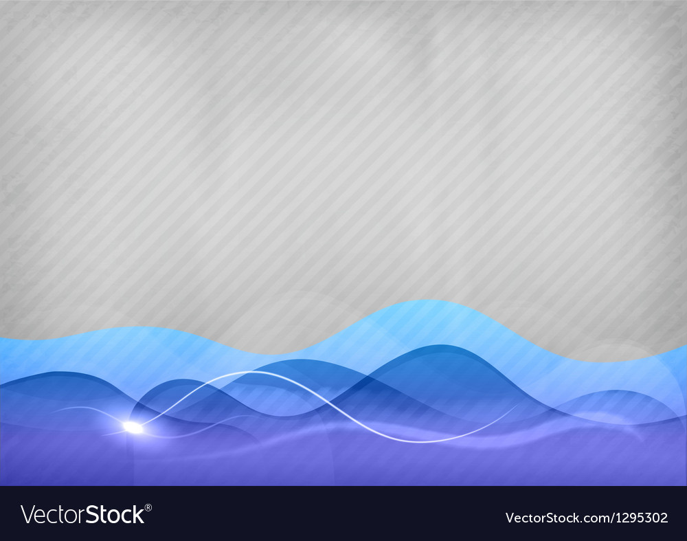 Background blue wave vector | Price: 1 Credit (USD $1)