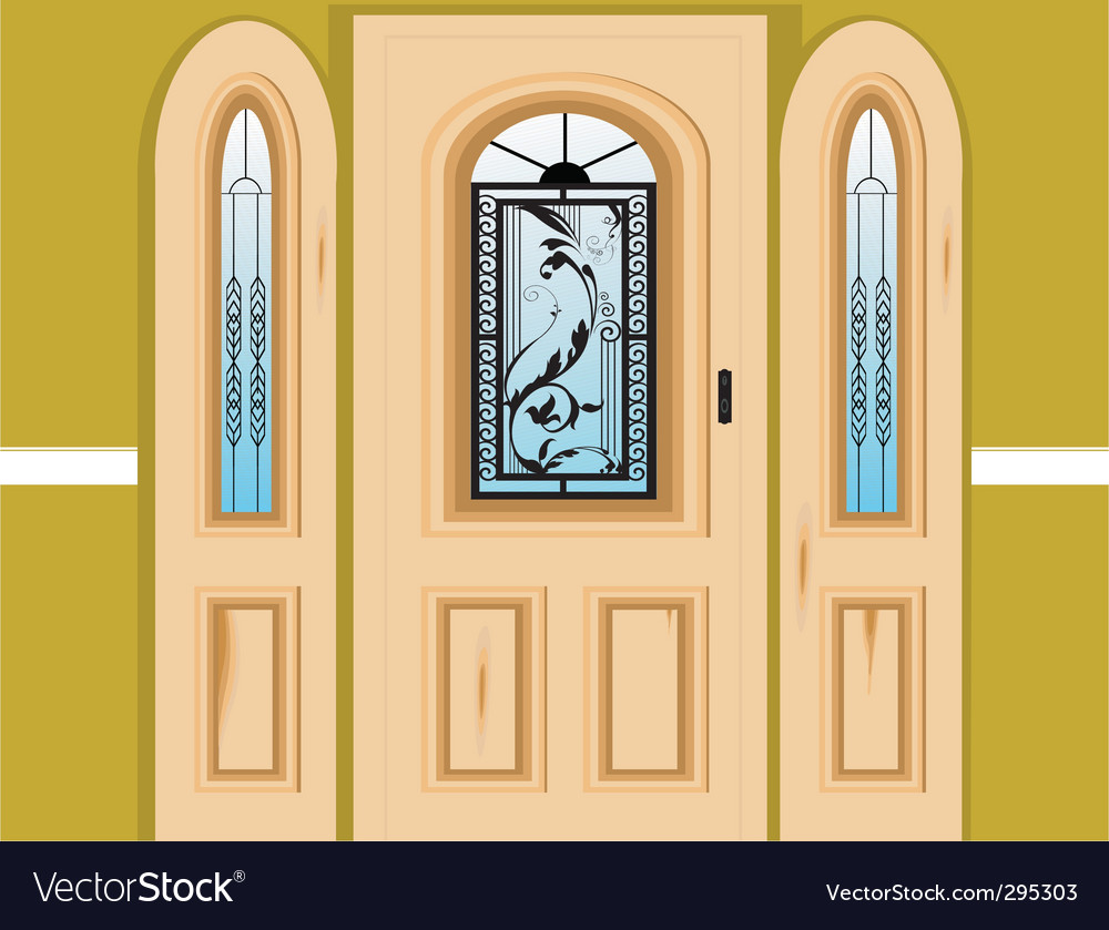 Door vector   Price: 3 Credit (USD $3)