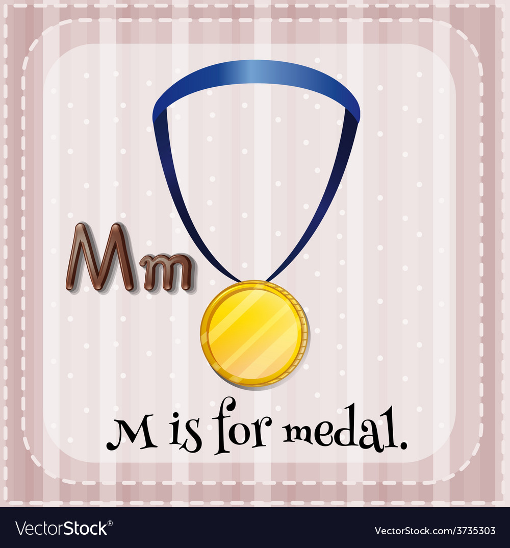 Letter m vector   Price: 1 Credit (USD $1)