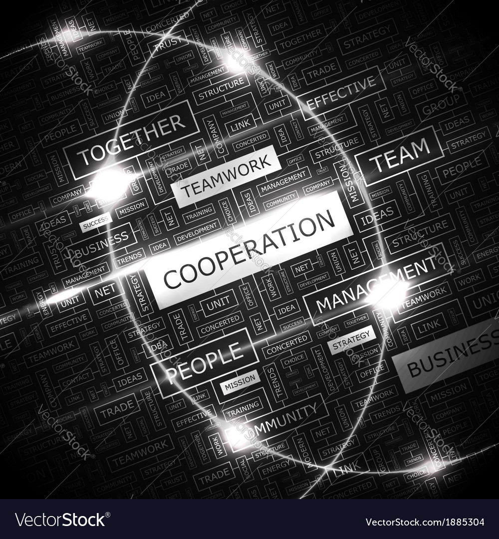Cooperation vector | Price: 1 Credit (USD $1)
