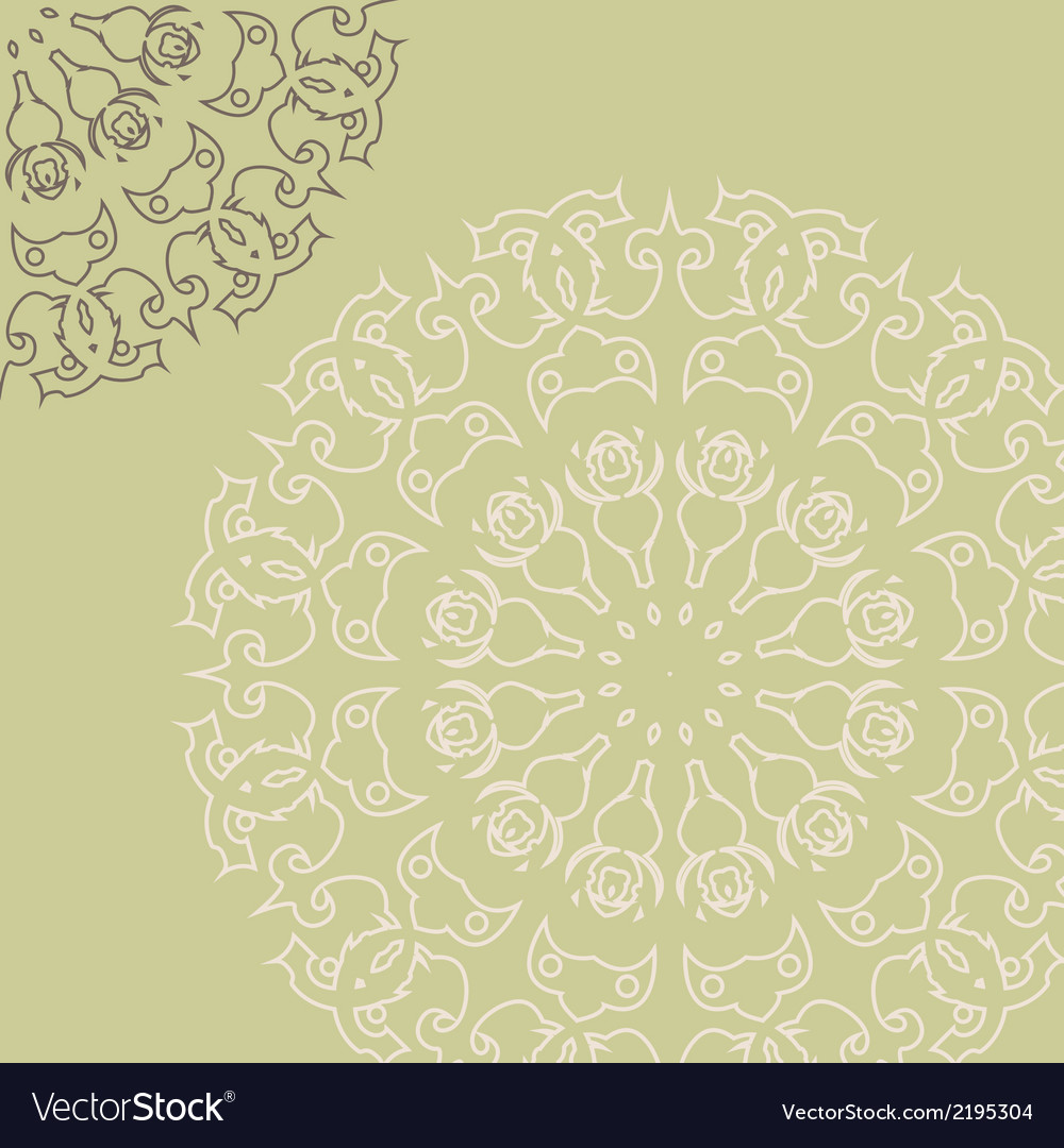 Intricate elements vector | Price: 1 Credit (USD $1)