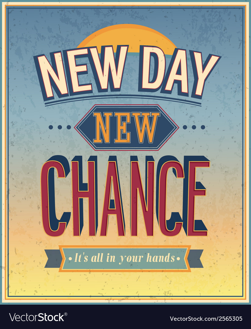 New day 2 vector | Price: 1 Credit (USD $1)