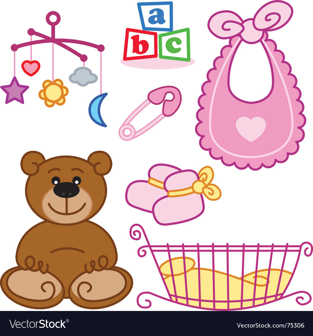 Baby cards vector   Price: 1 Credit (USD $1)
