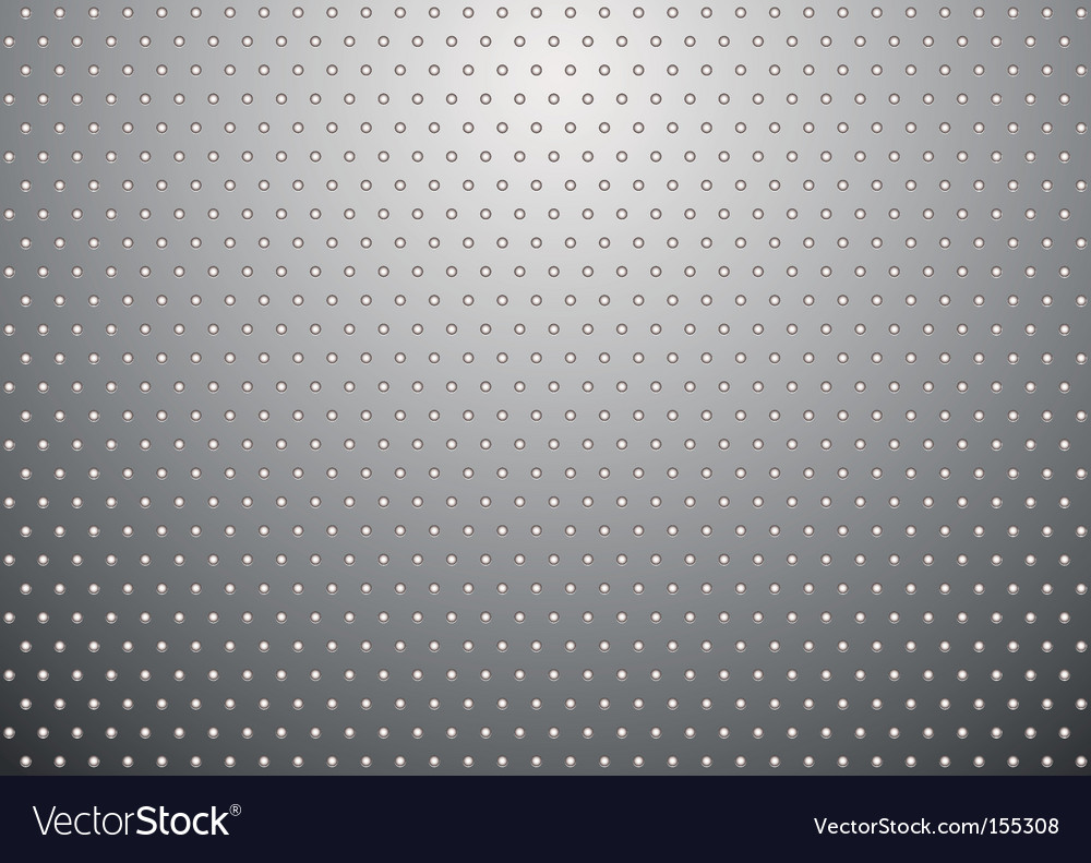 Silver metal background bobble vector | Price: 1 Credit (USD $1)