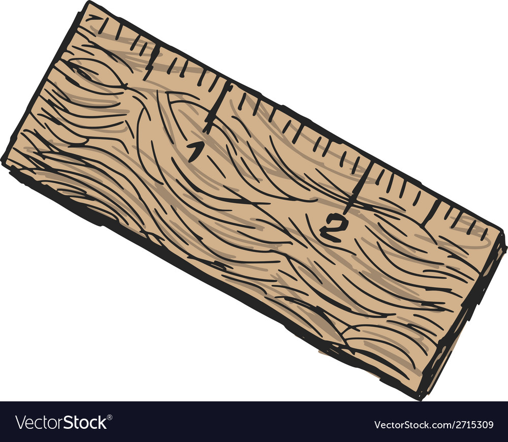 Ruler vector | Price: 1 Credit (USD $1)