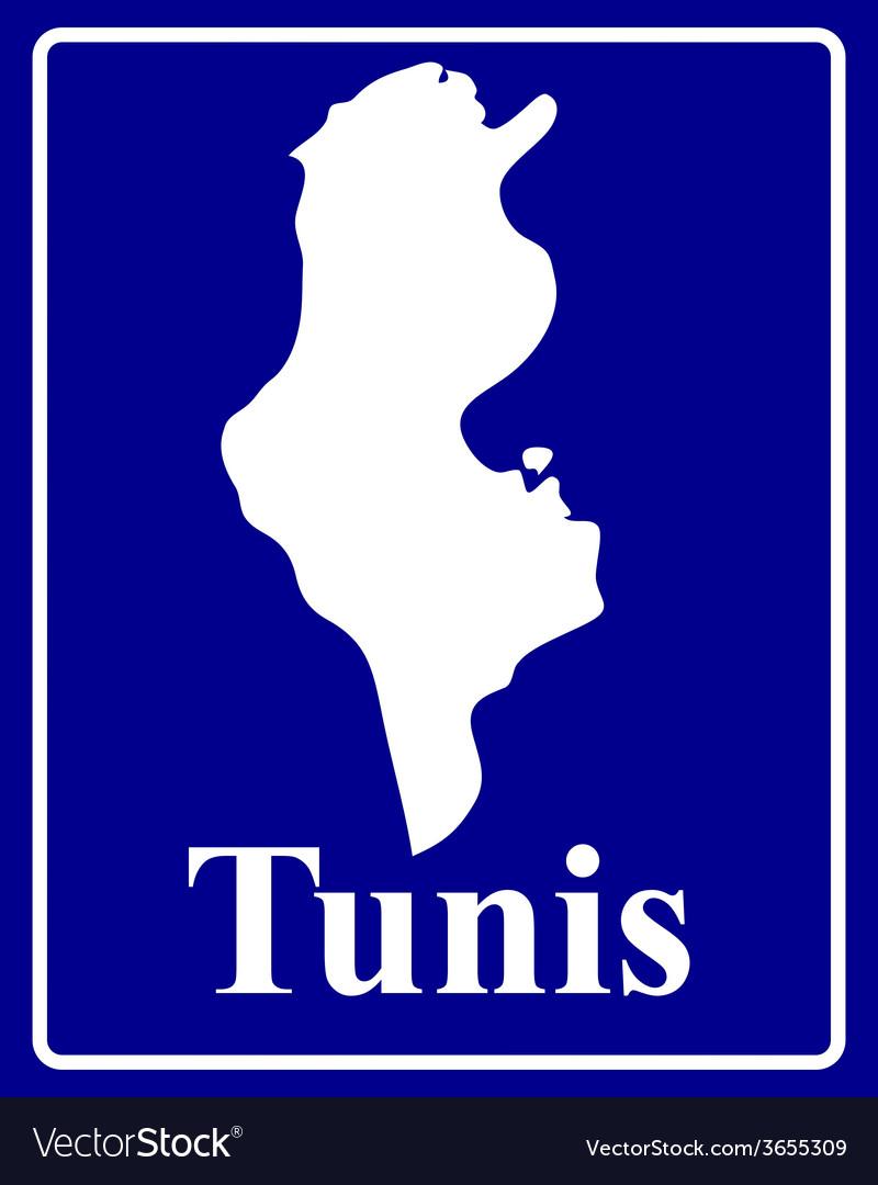 Tunis vector | Price: 1 Credit (USD $1)