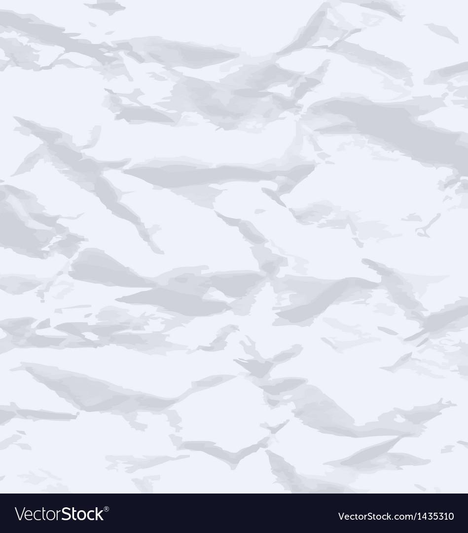 Grunge crumpled paper texture vector   Price: 1 Credit (USD $1)