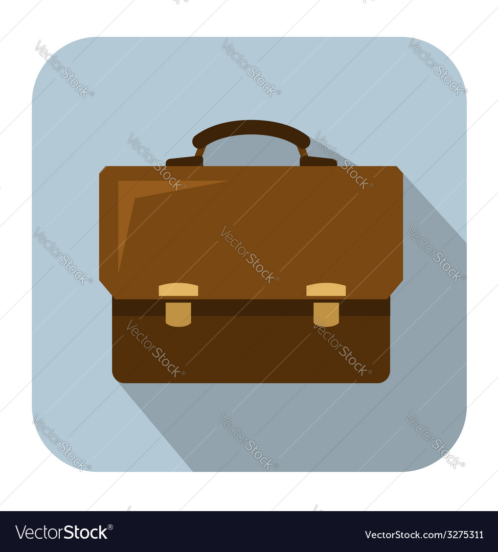 Briefcase icon vector | Price: 1 Credit (USD $1)