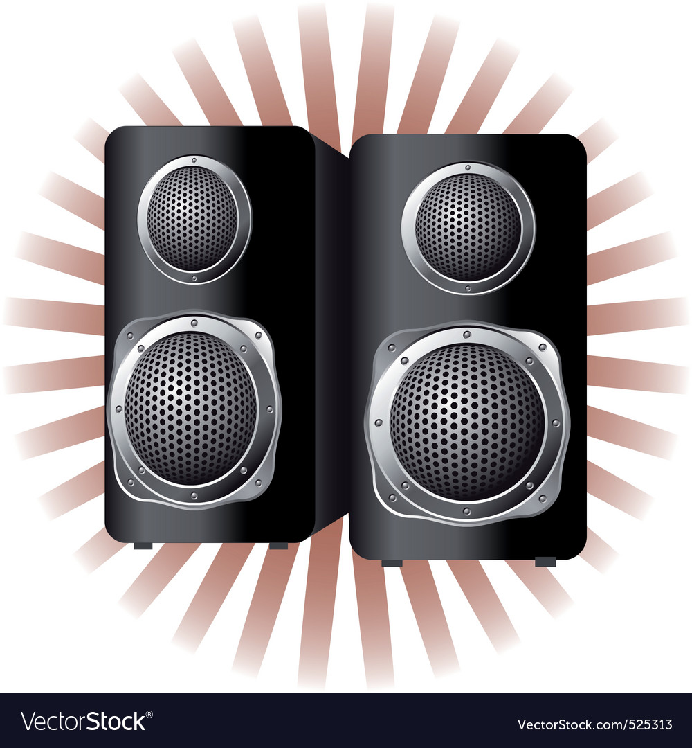 Speaker  loudspeaker vector | Price: 1 Credit (USD $1)