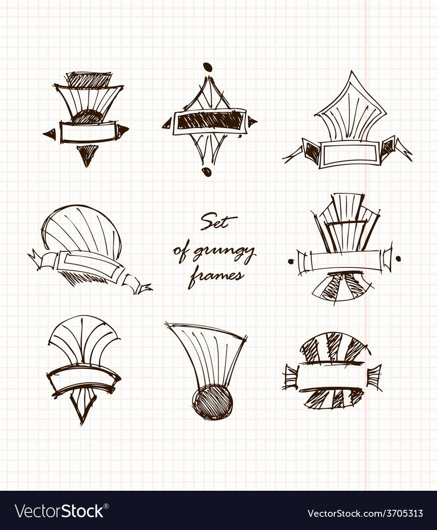 Web design icons vector | Price: 1 Credit (USD $1)