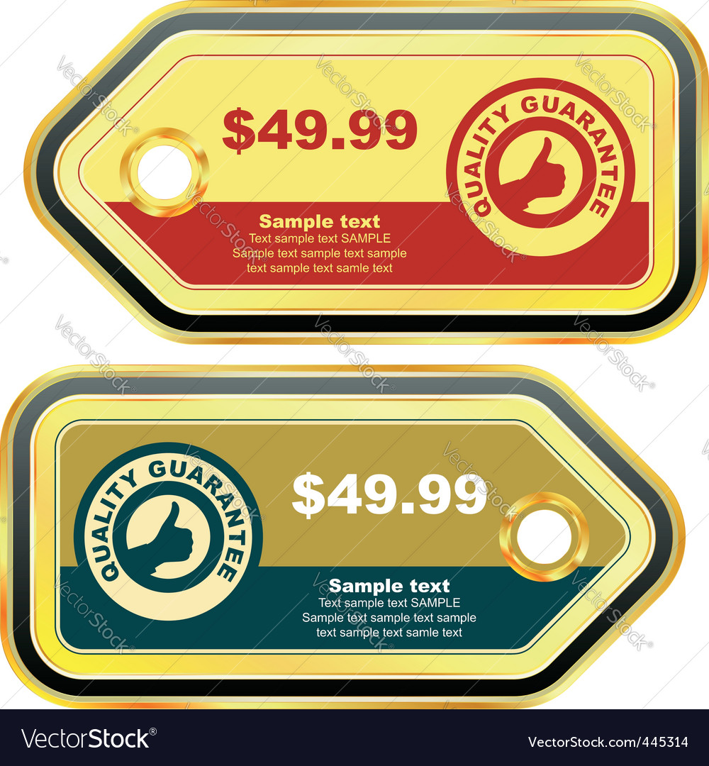 Set of sale labels vector | Price: 1 Credit (USD $1)