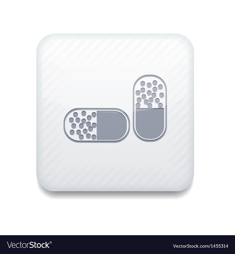 White icon eps10 vector | Price: 1 Credit (USD $1)