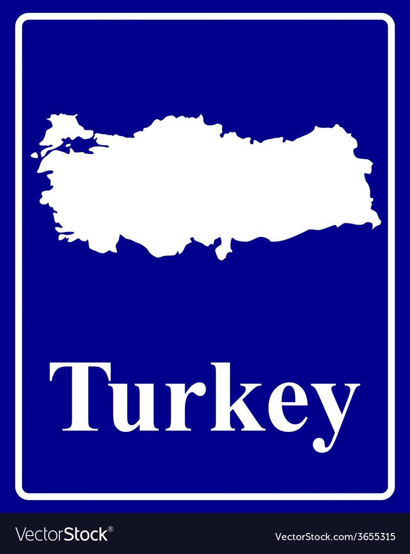 Turkey vector | Price: 1 Credit (USD $1)