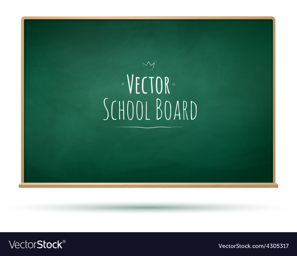 School board background vector | Price: 1 Credit (USD $1)
