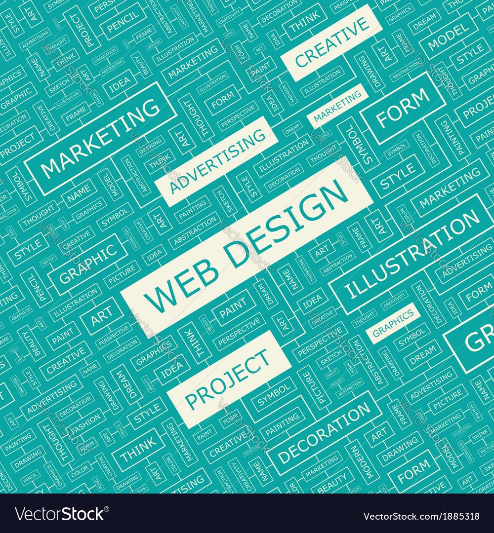 Web design vector | Price: 1 Credit (USD $1)