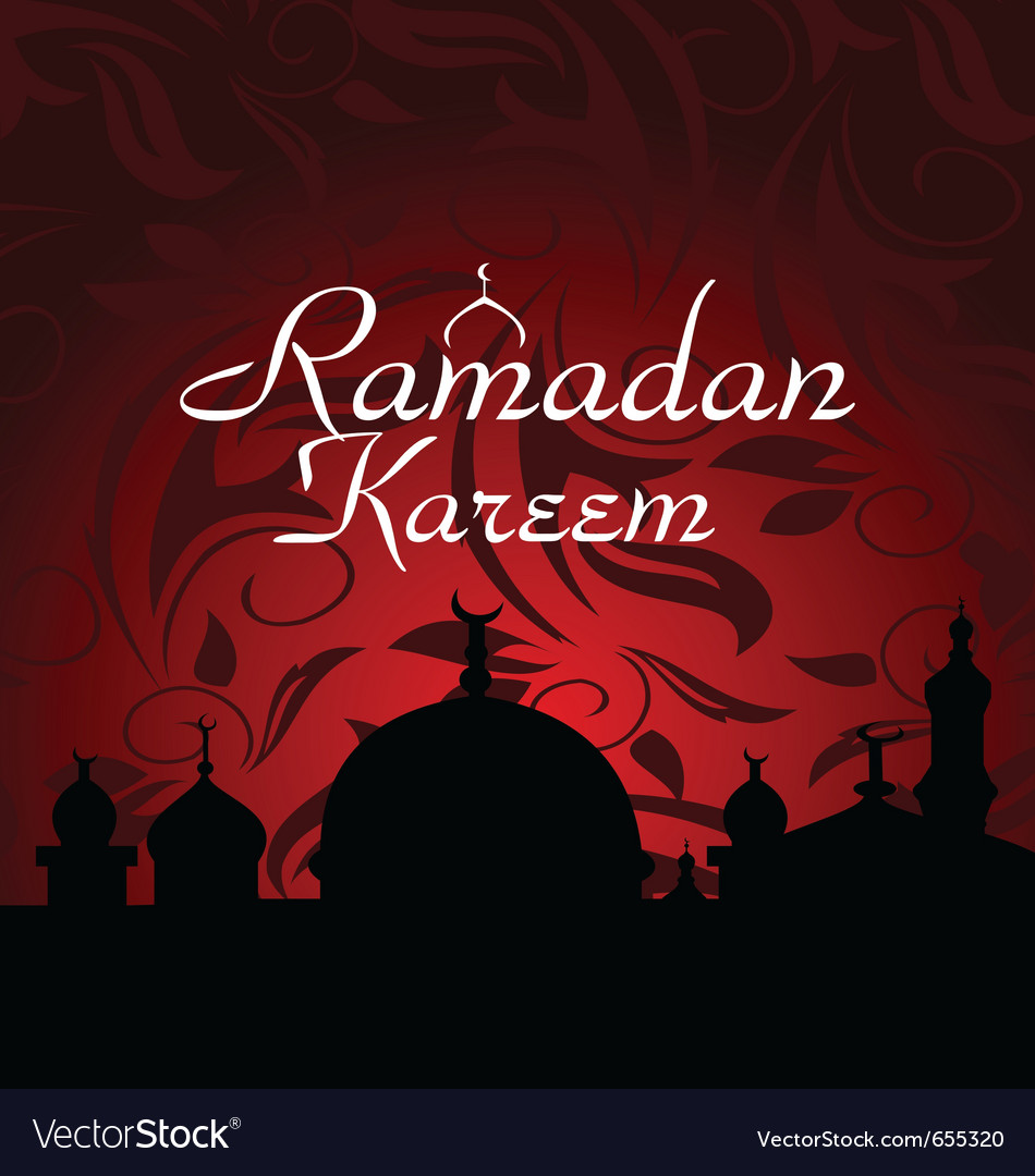Ramazan celebration background - vector | Price: 1 Credit (USD $1)