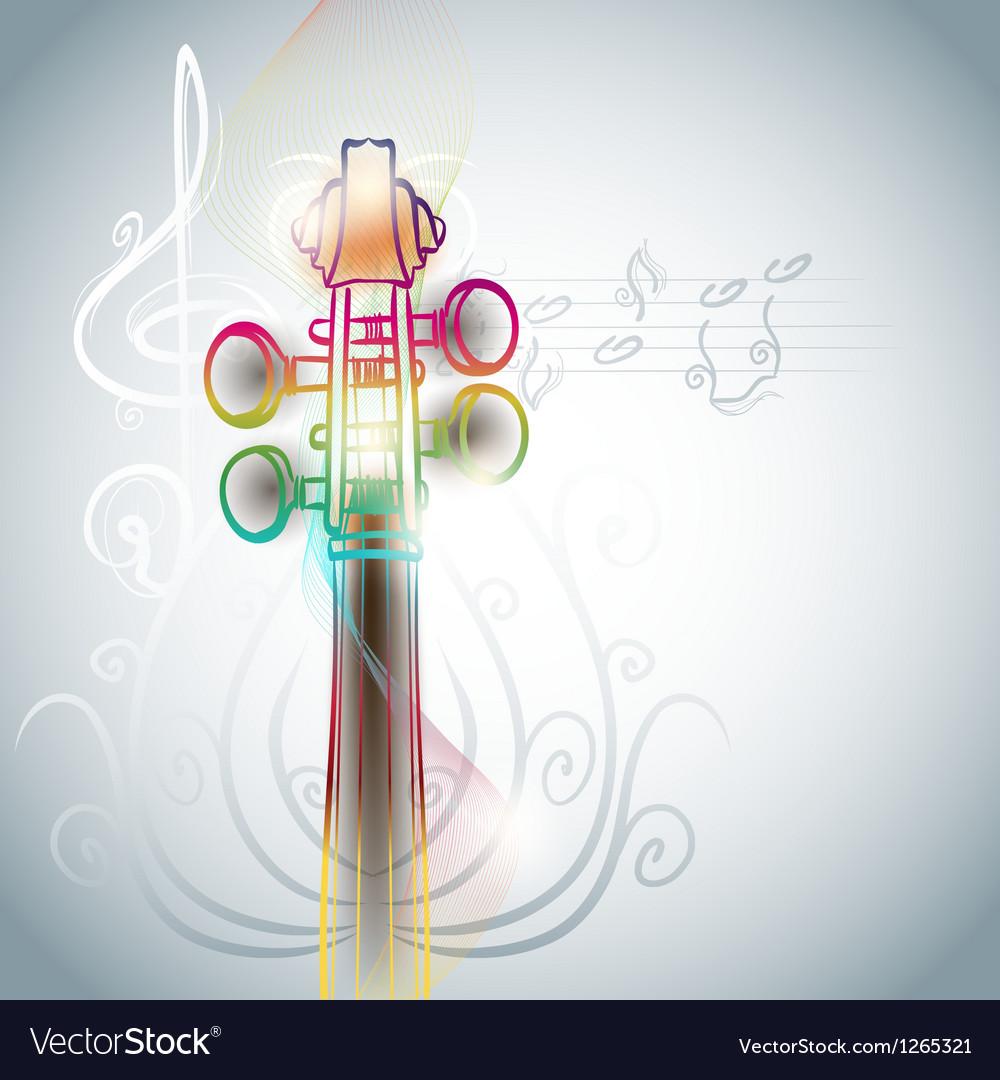 Violin backgorund vector   Price: 1 Credit (USD $1)
