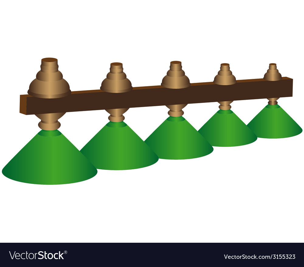 Lights green vector | Price: 1 Credit (USD $1)