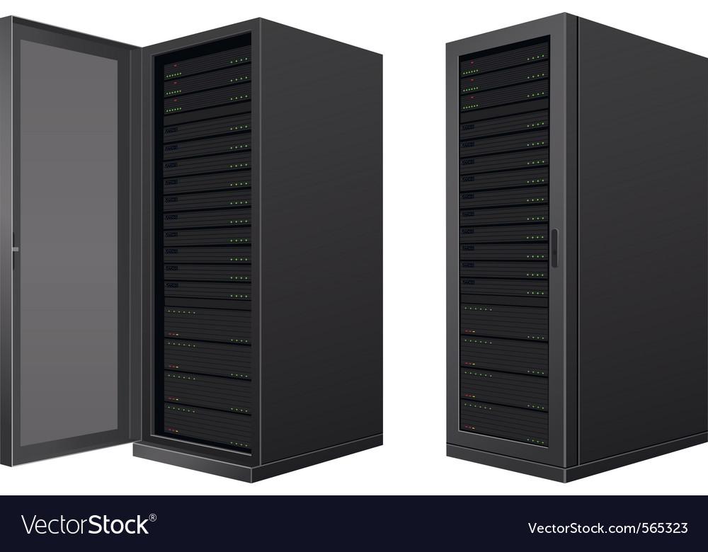 Server technology vector | Price: 1 Credit (USD $1)