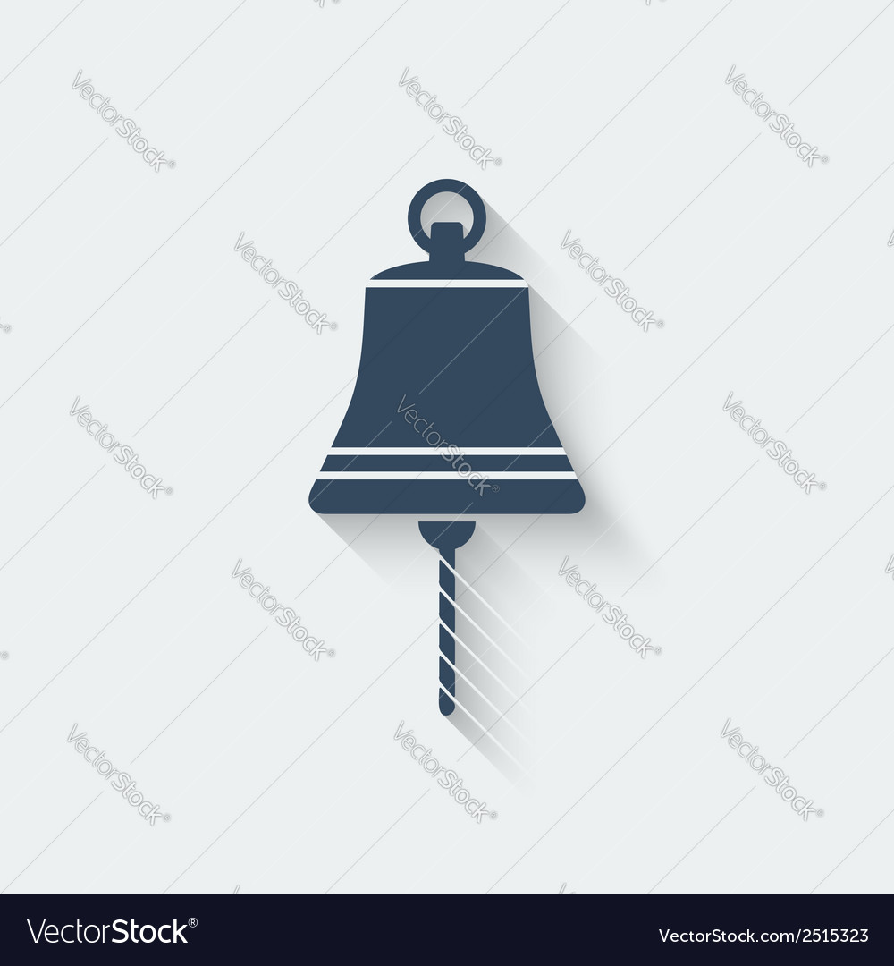 Ship bell vector | Price: 1 Credit (USD $1)