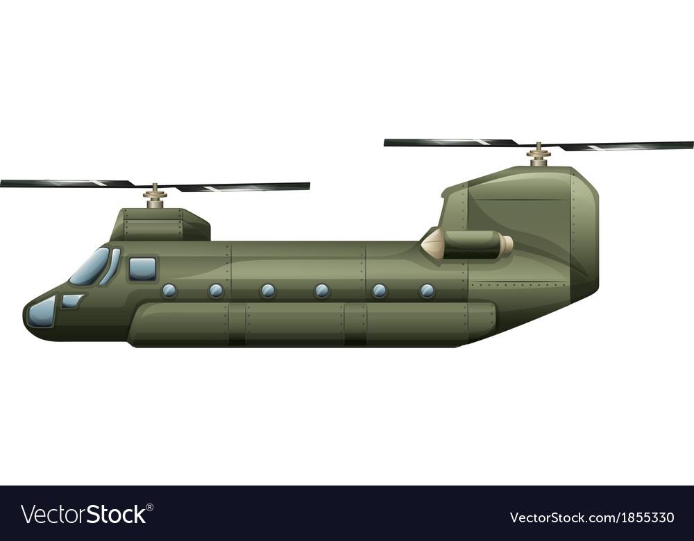 A rotorcraft vector | Price: 1 Credit (USD $1)