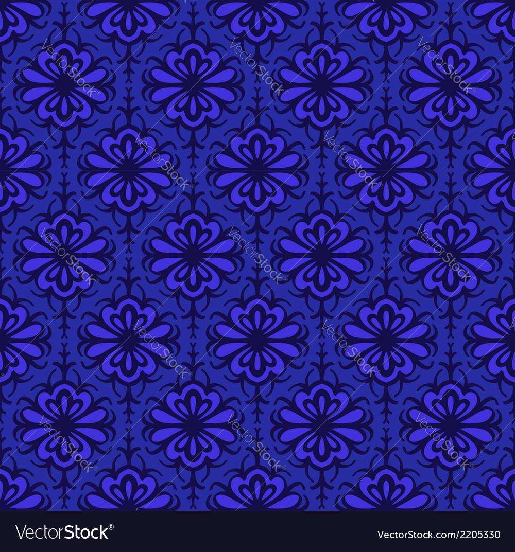 Dark seamless pattern vector | Price: 1 Credit (USD $1)