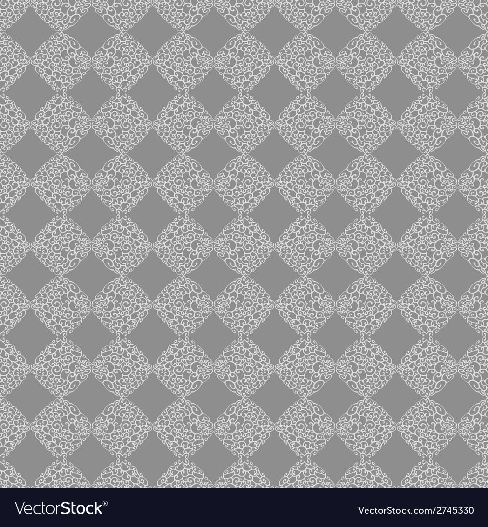 Seamless pattern with abstract doodle geometric vector | Price: 1 Credit (USD $1)
