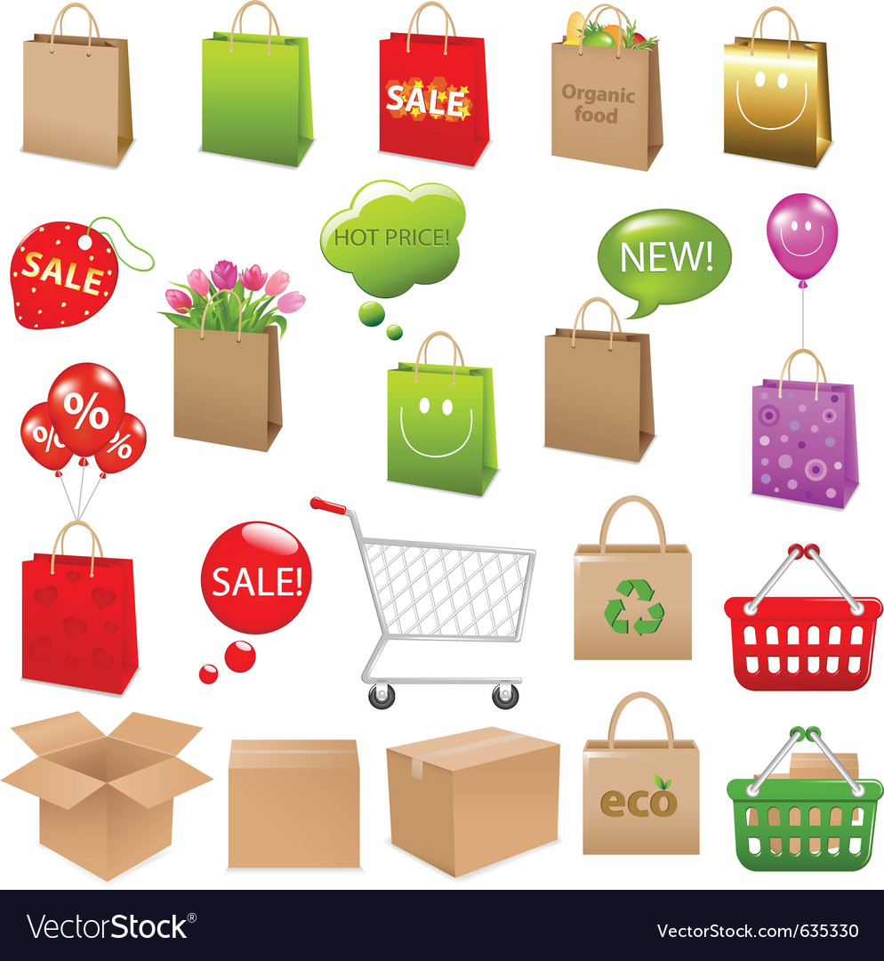 Shipping box vector | Price: 3 Credit (USD $3)