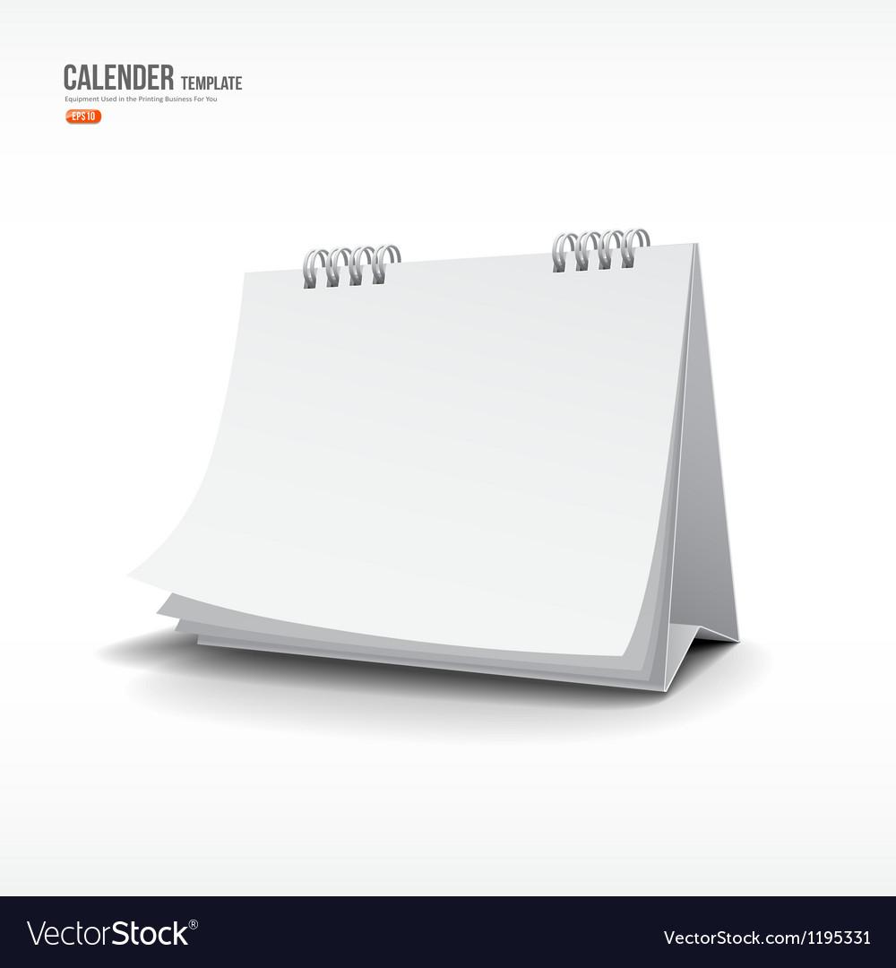 Calender template design vector   Price: 1 Credit (USD $1)