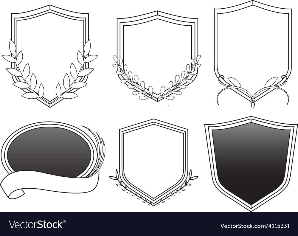 Hip badges vector | Price: 1 Credit (USD $1)