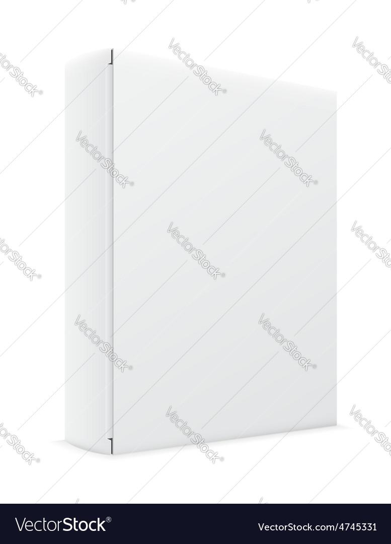 White box 03 vector | Price: 1 Credit (USD $1)