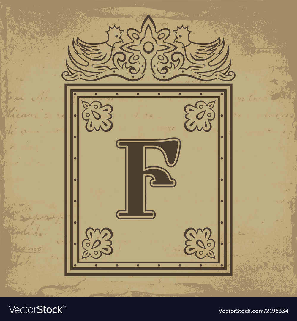 Letter f vector   Price: 1 Credit (USD $1)